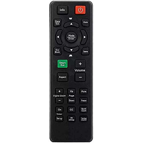zhaita Mando a distancia universal para proyector BENQ MS517 MX720 MW519 MS517F MS513 MX514 SH910
