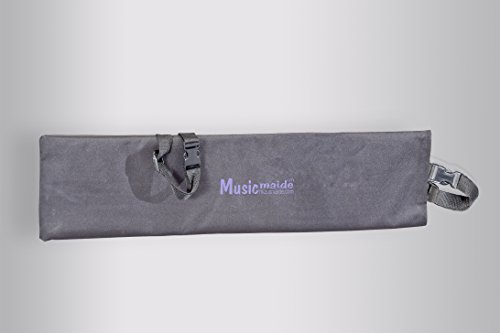Carrying Bag for music stand. Clips onto instrument case handles, Musicmaide MMAZ4002