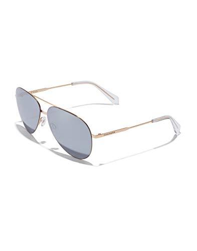HAWKERS · COLE · Gold · Chrome · Gafas de sol para hombre y mujer
