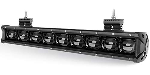 Led Light Bar Single Row 20 inch 90W For Car 4x4 Off road 4WD Truck ATV 12V 24V Trailer Waterproof Work Driving Lights