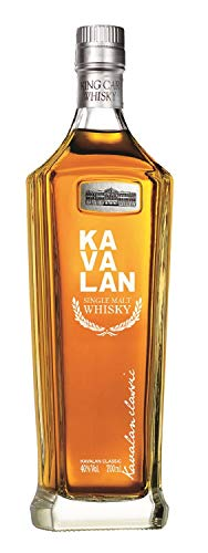 カバラン クラシック シングルモルトウイスキー 40度 [ ウイスキー 台湾(台湾省/中華民国) 700ml ] [ギフトBox入り]