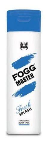 Fogg Master Fragrance Body Talc 120g (Fresh Breeze)