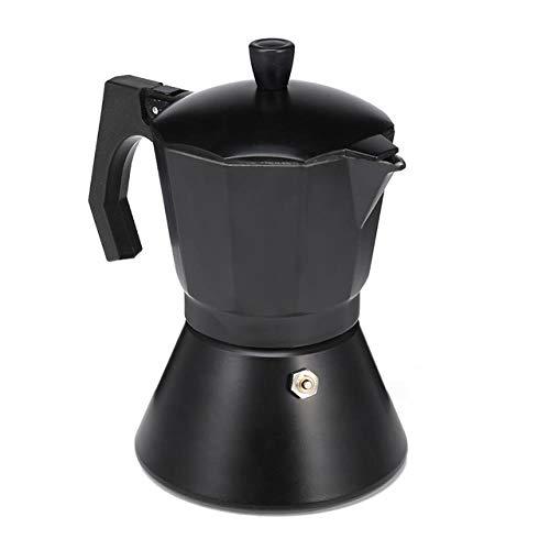 Best Prices! ZHCSS 3/6 Cups Portable Aluminum Moka Coffee Pot Coffeeware Kitchen Coffee Pots
