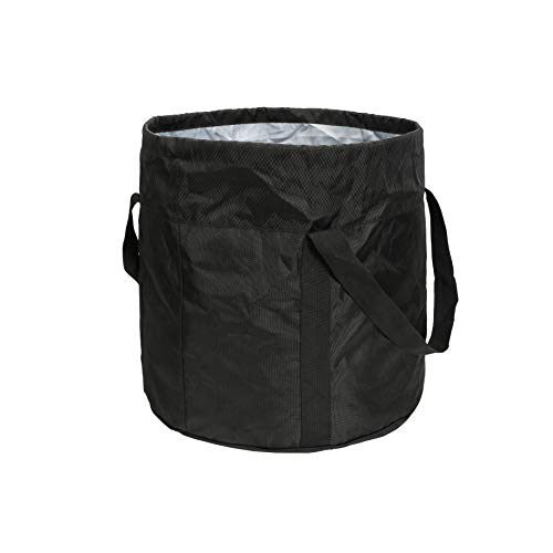 TIAQUN Fire Pit Tote,Heavy Duty Waterproof Carrying Bag for Outdoor Portable Fire Pit,Propane Gas Fire Pit Carrying Bag Case for Camping,17 Inch Diameter.