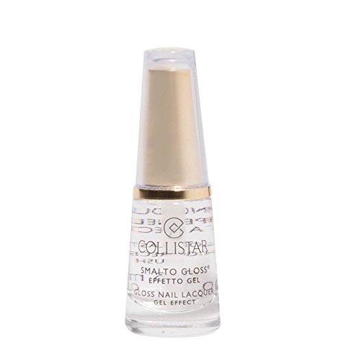 Collistar Smalto Gloss Effetto Gel (Tonalità 500, Trasparente)