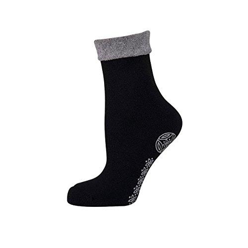 ELBEO Damen Socken ABS 2er Pack