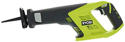 Ryobi P515 One+ 18V 7/8 Inch Stroke Length Lithium Ion Cordless Reciprocating Saw (Batteries Not Included, Power Tool Only)(Bulk Packaged)