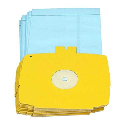 10x Bolsa de polvo Bolsa de polvo para aspirador Electrolux D728 D729 D730 D738 D739 D740