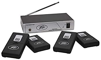 Peavey Assisted Listening Sys 72.1 MHz