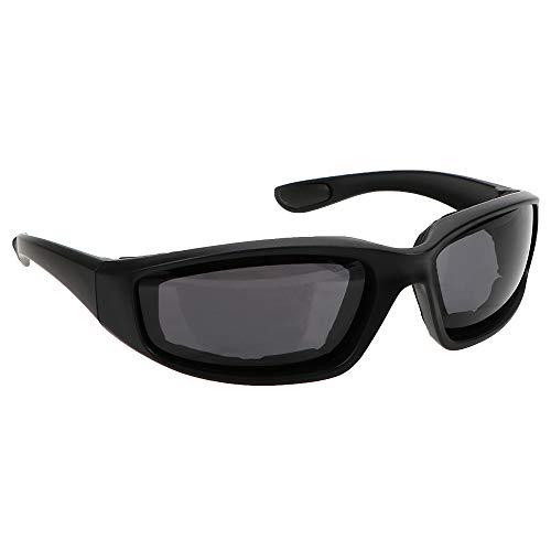 iTimo Nachtsichtbrille für Fahrer, blendfrei, Motocross-Brille, Auto-Nachtsicht-Brille, UV-Schutz, Schutzausrüstung (Grau)