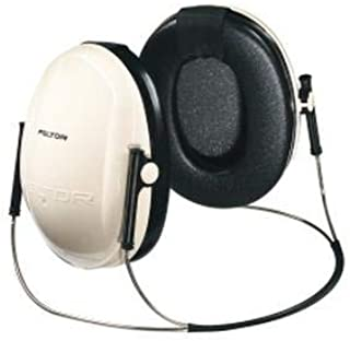 3M Automotive (MMMH6BV) Optime 95 Low Profile Behind-The-Head Earmuffs