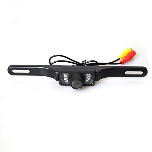 Auto KFZ Kamera Kennzeichen Rückfahrkamera HD Farb Nachtsicht Nummerschild Einparkhilfe