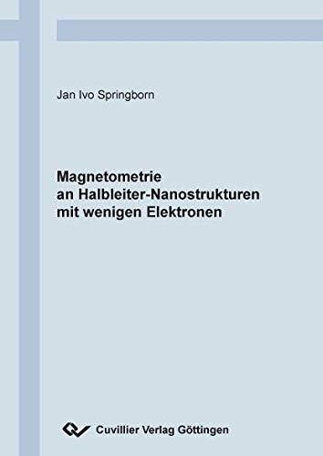 Magnetometrie an Halbleiter-Nanostrukturen mit wenigen Elektronen