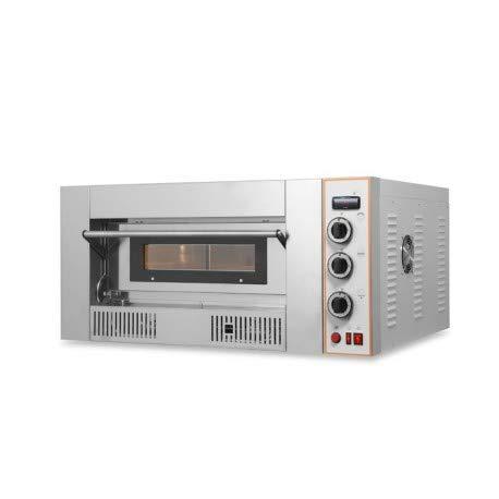 Four a Pizza Gaz 9 pizzas - RG 27,0 kW - Resto Italia