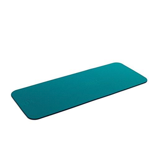 AIREX Fitline 140, Gymnastikmatte, wasserblau, ca. 140 x 60 x 1,0 cm