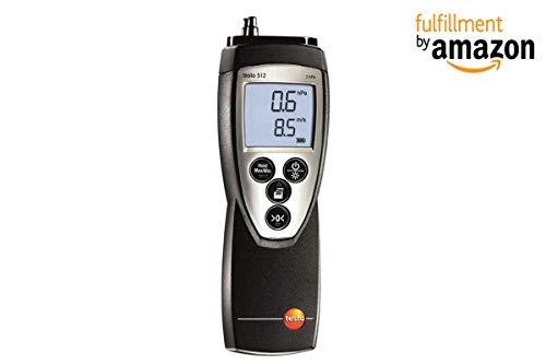 Testo® 512Druck-Flow Geschwindigkeit Meter