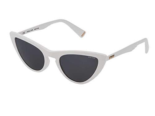 Police - Gafas de sol - para mujer Blanco Bianco 50