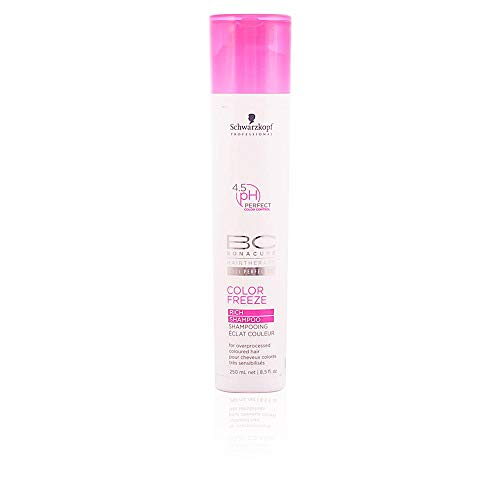 Schwarzkopf BC Color Freeze Shampoo for colored hair, 250 ml