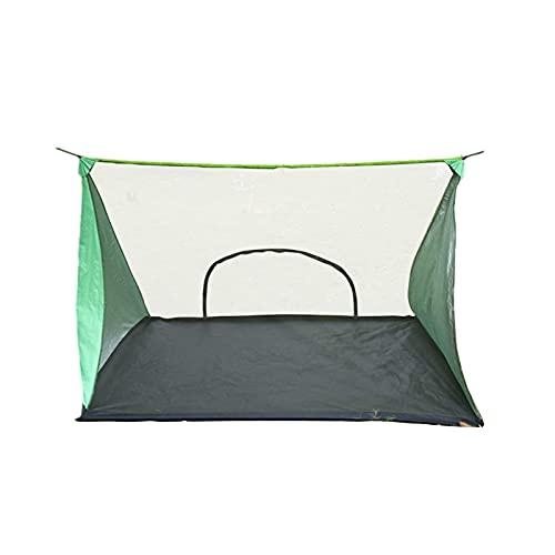 GZA Camping Al Aire Libre Anti-Mosquito Tienda Sin Polos Cama Colgante Portátil Verano Camping Playa Interior Malla Interior Tienda Senderismo Mochilero Tiendas De Fondo (Color : B)