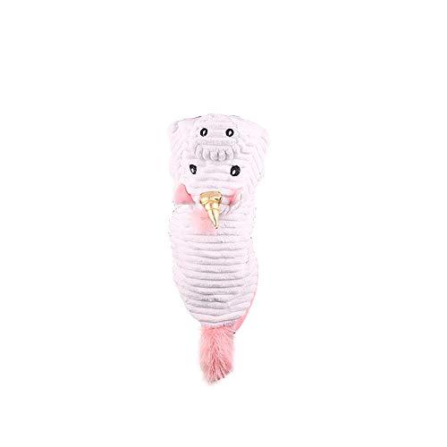 Haustier-Kostüm Art und Weise nettes Einhorn Transformed Kleid Cosplay verkleiden Kostüme Hund Lustige Stehen Kleidung Tierbedarf 1pc L