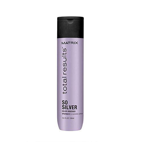 Matrix Total Results Color Care so silber Shampoo - Damen, 1er Pack (1 x 300 ml)