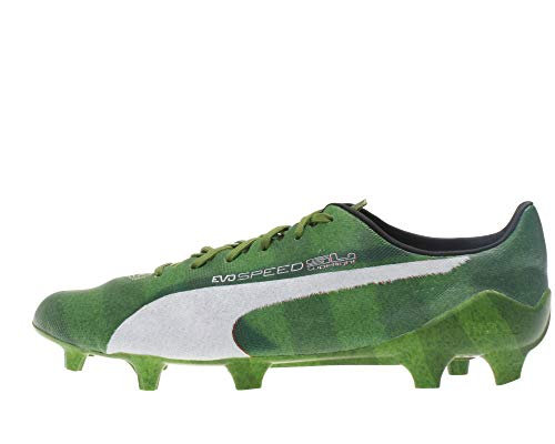 Puma evoSPEED SL Grass FG CYBER YELLOW-BLACK - 9,5