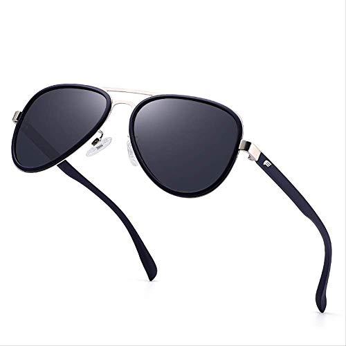 chachacha Gafas de Sol polarizadas Gafas de Sol Gafas de Sol universales para Hombres y Mujeres Gafas de Sol Multicolores de Montura Completa fáciles de CombinarC4