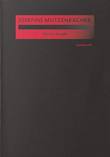 Buchseite und Rezensionen zu 'Josefine Mutzenbacher: Kritische Ausgabe nach dem Erstdruck. Limitierte Vorzugsausgabe' von Clemens Ruthner