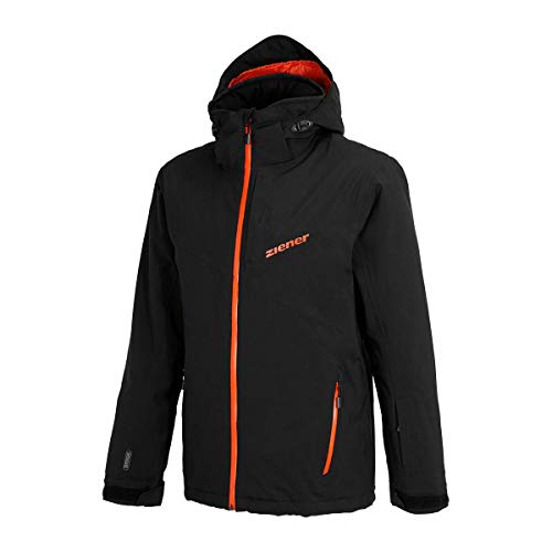 Ziener TOJA Man Herren Skijacke Snowboardjacke Teamwear 20k DERMIZAX 184920 (52)