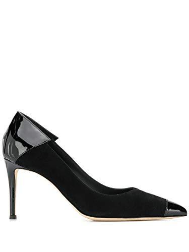 Giuseppe Zanotti Luxury Fashion Damen I960017016 Schwarz Pumps | Frühling Sommer 20