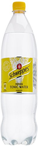 Schweppes Indian Tonic Water, EINWEG (6 x 1,25 l)