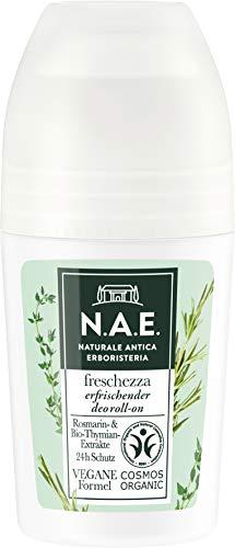 N.A.E. Freschezza Erfrischender Deo Roll-on 1er Pack(1 x 50 ml)