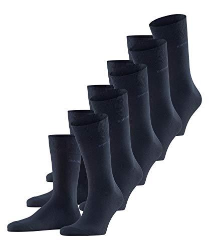 ESPRIT Uni 5-Pack M So Chaussettes, 5 DEN, Bleu (Marine 6120), 40-46 (UK 6.5-11 Ι US 7.5-12) (Lot de 5) Homme