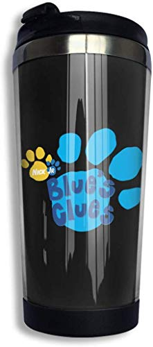 Qurbet Botella de agua, Hollingsworths Coffee Cup Stainless Steel Water Bottle Cup...