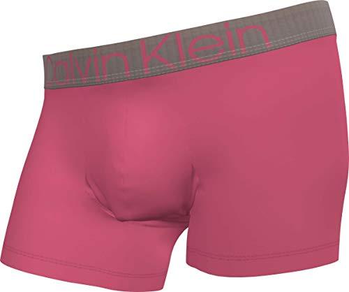 Calvin Klein Herren Trunk Badehose, Pink Smoothie, M
