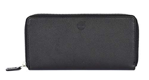 Ladies wallet in leather Timberland MM157 Black