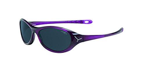 Cébé Gecko, Gafas de sol para Niños, Crystal Violet 1500 Grey BL