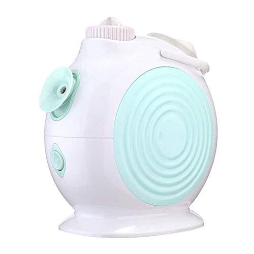 Vapeur visage vaporisateur Vapeur du visage, Nano Vaporiser l'eau Replenisher, brume chaude Hydratante Pulvérisateur, PTC chauffage uniforme, One-Touch Switch, for un nettoyage en profondeur comédons