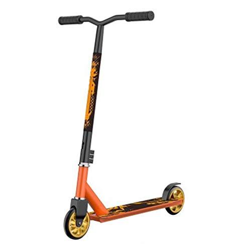 Patinetes Pro Scooters Trick Scooter - Freestyle 110 Mm Aluminium Core Wheels Y ABEC-9 Stunt Scooters Para Niños De 8 Años En Adelante Patinete De Nivel De Entrada Para Principiantes, Niños, Niñas,