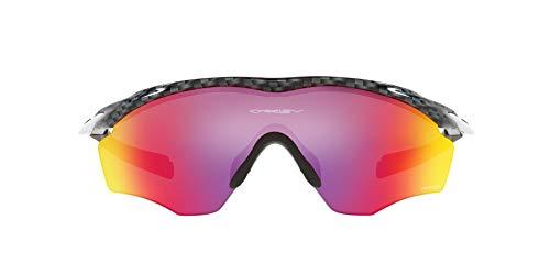 Occhiali da Sole Oakley M2 FRAME XL OO 9343 Carbon Fiber/Prizm Road 45/14/121 unisex