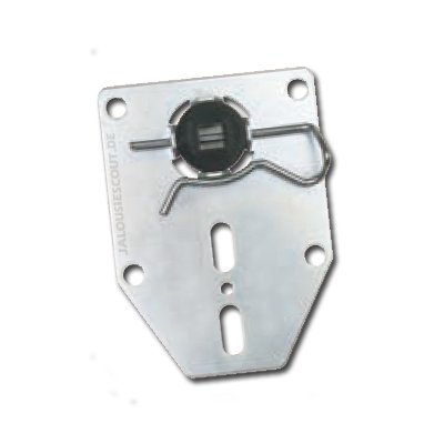 Rolladenmotor Motorlager Universal-Abrolllager SLLAU f. 10mm 4-Kant
