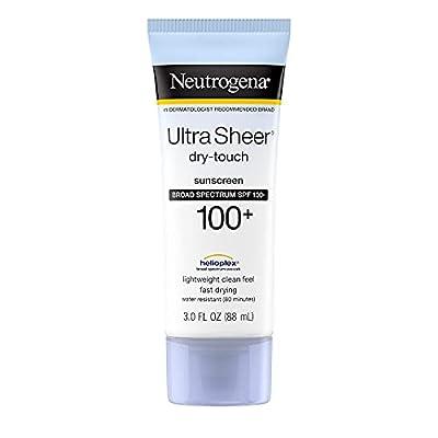 Neutrogena Ultra Sheer SPF#100 Dry-Touch Lotion by Neutrogena