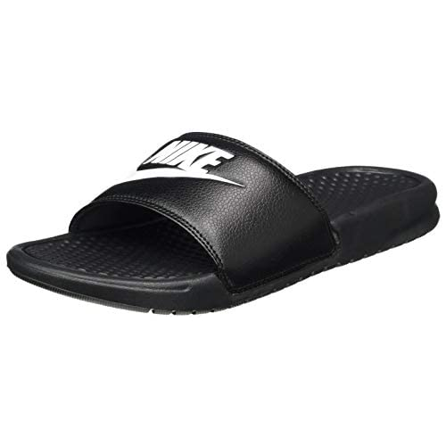 Nike Benassi Just Do It, Ciabatte Uomo, Black 001, 44 EU