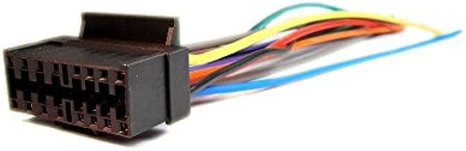 aiwa car stereo wiring harness