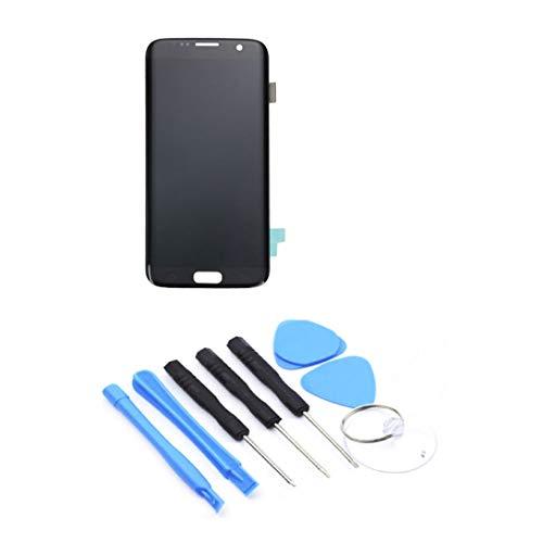 Display Touch Screen Digitizer Montageframe voor SAMSUNG S7 Edge G935F/G935AVTP Smartphone Scherm Reparatie Accessoires