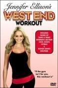 Jennifer Ellison's West End Workout