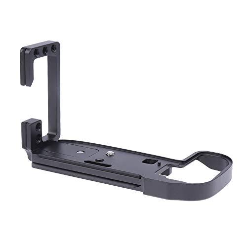 Verstellbare vertikale Schnellwechselplatte Handgriff Halterung L-Halterung für Canon EOS R5 R6 spiegellose Kamera