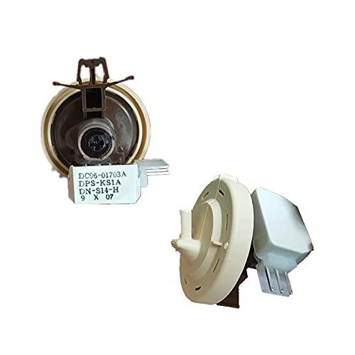 GIS 1 PC Sensor de Nivel de Agua Ajuste para Samsung WF1600WCW WF1702WCS Reemplazo de la Lavadora de Tambor DC96-01703A Interruptor de Sensor de Nivel de Agua