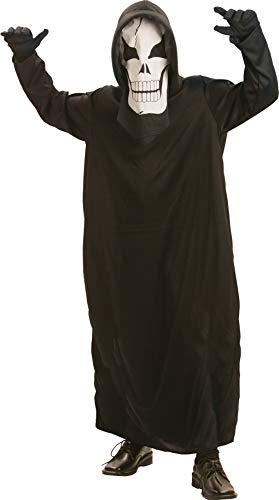 Ciao Costume Terrore tg.L (7-9 anni) Bambini unisex, Nero, 61043.L