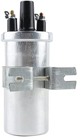 Bellaluee Lucas DLB101 Bobina de Encendido sin balasto de 12 voltios y 3 ohmios